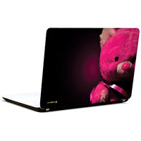 Pics And You Pink Teddy Loves You 3M/Avery Vinyl Laptop Skin Sticker Decal-LV064