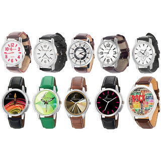 Special Combo of 5 Maverick  5 Graphic Watches