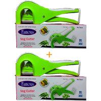 Veg cutter - Mirchi Cutter - Buy 1 Get 1 Free