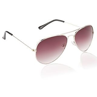 Glitters Sunglasses Starting @ Rs.99  By Shopclues | Glitters Silver-Grey Aviator Sunglasses (A3025C2-3) @ Rs.99