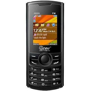 shopclues: iCell Mobile i5000 Dual Sim Multimedia Mobile @ 553