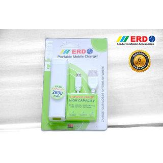 ERDPower Bank 2600mAh