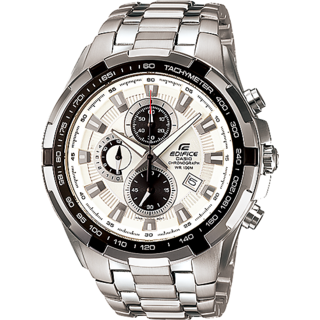 Casio Chronogrph Watch Edifice EF 539D-7AV - New Watch With Box - 100% Original