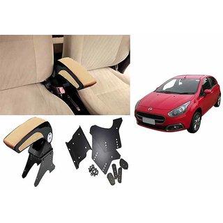 Takecare Car Arm Rest For Fiat Punto Evo