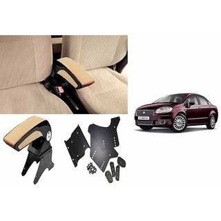 Takecare Car Arm Rest For Fiat Linea