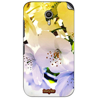Instyler Mobile Skin Sticker For Micromaxcanvas Nitro 4Ge494 MSMMXCANVASNITRO4GE455DS-10080 CM-1840