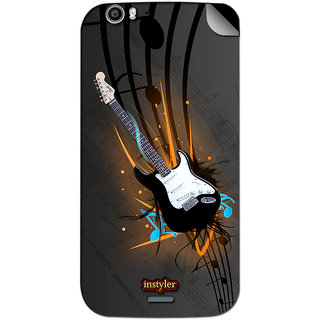 Instyler Mobile Skin Sticker For Micromax Canvas Turbo A250 MSMMXCANVASTURBOA250DS-10135 CM-935