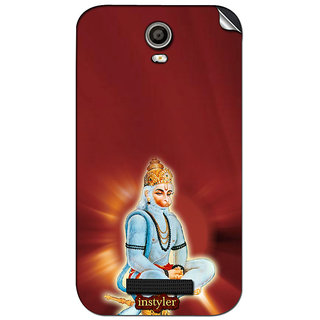 Instyler Mobile Skin Sticker For Micromax Canvas Juice 2Aq5001 MSMMXCANVASJUICE2AQ5001DS-10099 CM-3619