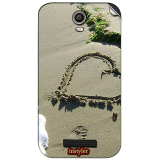 Instyler Mobile Skin Sticker For Micromax Canvas Juice 2Aq5001 MSMMXCANVASJUICE2AQ5001DS-10105 CM-3625
