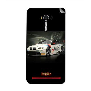 Instyler Mobile Skin Sticker For Asus Zenfone 2 Laser Ze 550Kl(5.5) MSASUSZE550KLDS-10037 CM-7397
