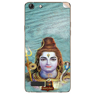 Instyler Mobile Skin Sticker For Micromax Canvas Hue Aq5000 MSMMXCANVASHUEAQ5000DS-10096 CM-3776