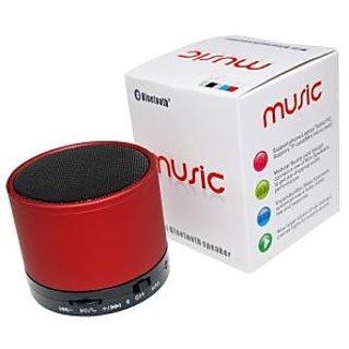 InstaDigit Portable Wireless Mini Bluetooth Speaker for Mobile Laptop Tablet Computer (Multi Colour) Unique Quality