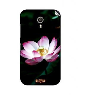 Instyler Mobile Skin Sticker For Micromaxcanvas Nitro 4Ge493 MSMMXCANVASNITRO4GE455DS-10078 CM-1838