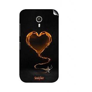 Instyler Mobile Skin Sticker For Micromaxcanvas Nitro 4Ge471 MSMMXCANVASNITRO4GE455DS-10034 CM-1794
