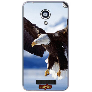 Instyler Mobile Skin Sticker For Micromax Canvas Spark Q380 MSMMXCANVASSPARKQ380DS-10013 CM-973