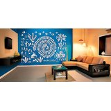 Kakshyaachitra Tarpa Dance Wall Stickers Design 1