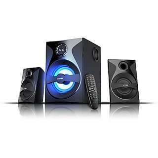 F&D-F380X-2.1-Bluetooth-Speaker-With-USB/FM/SD-Card/Remote