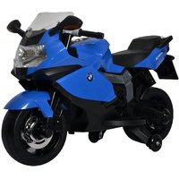 Kids battery operated ride on BMW motorbike