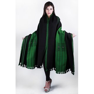 Handwoven Traditional Naga shawl for both men and women
