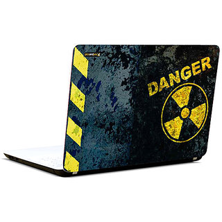 Pics And You Danger Sign 3M/Avery Vinyl Laptop Skin Decal-AM052
