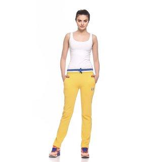 EX10SIVE Womens Golden Comfortable Trackpants