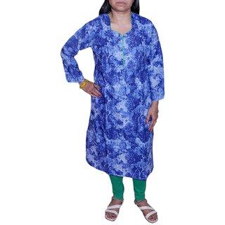 Sreshta Denim Blue Kurti