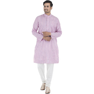 Summer-Smile Mens Kurta and Pyjama Set
