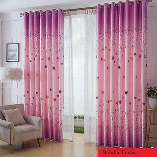 Rohilla Traders 2 pcs set curtains 0060: Buy Rohilla Traders 2 pcs ...