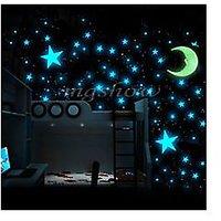 Magic Radium Glow Stars Sky For Kids Room Ceiling