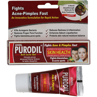 Purodil Gel for sikn care