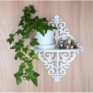 Home Sparkle Carved Folding Shelf (Sh499)