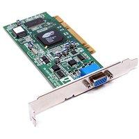 8 MB PCI VGA Card PCIVGA Card , box pack