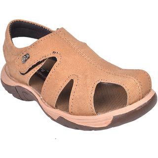 Trilokani Boys Sandals TFC75BEIGE