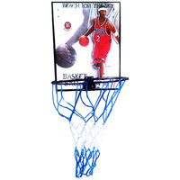 Basketball Wooden Hoop Medium Size
