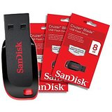 Original 8GB Pen Drive by SanDisk Cruzer Blade