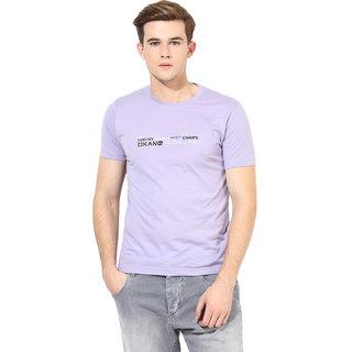 Okane Multi Half Sleeve Round Neck Casual Wear T-shirts