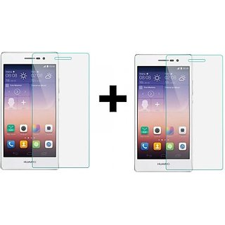 HTCIS Combo of Two Temperd Glass Screen Protecter For Samsung Galaxy S Duos 7582 available at ShopClues for Rs.249