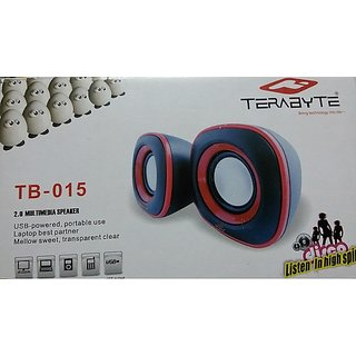 Terabyte Multimedia USB Speaker TB-015 System