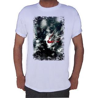 Rough Look T-shirt By Shopkeeda