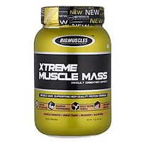 BIG MUSCLES XTREME MUSCLE MASS 11 LBS