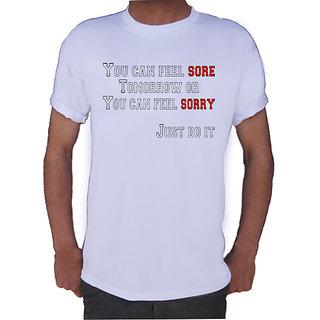 Sore Or Sorry T-shirt By Shopkeeda