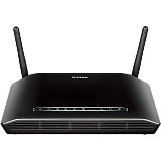 Dlink ADSL2 Modem+ Router N300 DSL -2750
