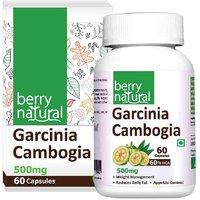 Berry Natural Garcinia Cambogia 60 HCA (500 Mg), 60 Capsules