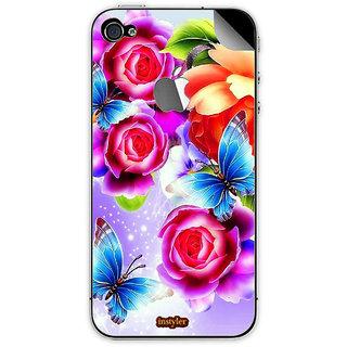 Instyler Mobile Skin Sticker For Apple I Phone 5