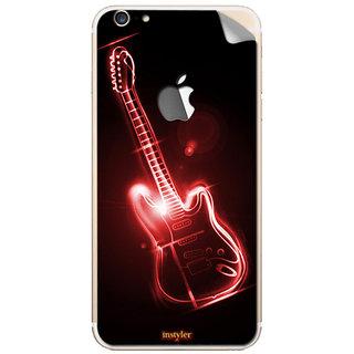 Instyler Mobile Skin Sticker For Apple I Phone 6 (Logo)