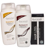 Hair Loss (50 Ml) & Radiance Conditioner(200 Ml) & Radiance Shampoo(200 Ml)