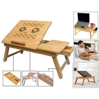 Cubee Wooden Laptop Table