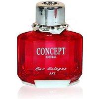 Concept Car Perfume Rose Diffuser Air Freshener 100 Ml
