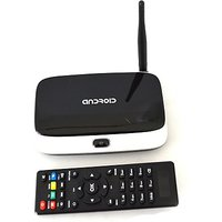 Smartpro Andriod 4.4 Smart TV Box Quad Core 8G WIFI Full 1080p HD Media Player Selector Box