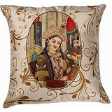 Set Of Three Mumtaz Cushion Cover Throw Pillow